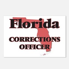 Florida Corrections Offic Postcards (Package of 8)