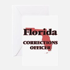 Florida Corrections Officer Greeting Cards