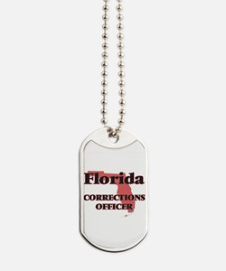Florida Corrections Officer Dog Tags
