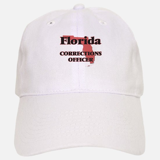 Florida Corrections Officer Baseball Baseball Cap