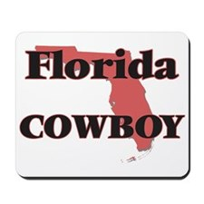 Florida Cowboy Mousepad