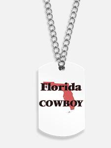 Florida Cowboy Dog Tags