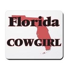 Florida Cowgirl Mousepad