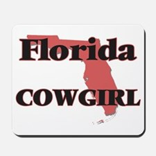 Florida Cowgirl Mousepad