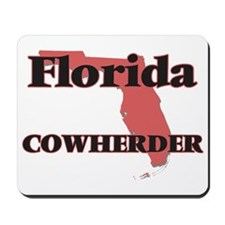 Florida Cowherder Mousepad
