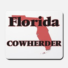 Florida Cowherder Mousepad