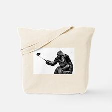 Gorilla Selfie Tote Bag