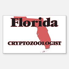 Florida Cryptozoologist Decal