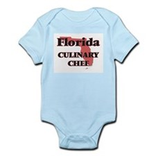 Florida Culinary Chef Body Suit