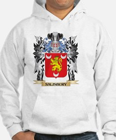 Salisbury Coat of Arms - Family Hoodie