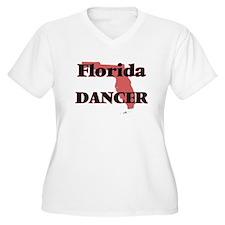 Florida Dancer Plus Size T-Shirt