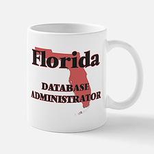 Florida Database Administrator Mugs