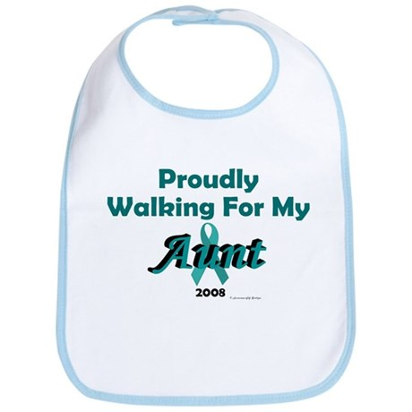Walking For My Aunt (OC) Bib