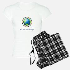 Rainbow Unity Globe Gifts Pajamas