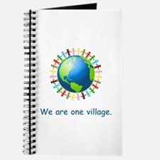 Rainbow Unity Globe Gifts Journal