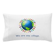 Rainbow Unity Globe Gifts Pillow Case
