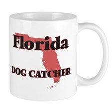 Florida Dog Catcher Mugs