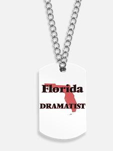 Florida Dramatist Dog Tags