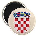 Croatia COA Magnet