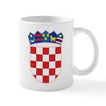 Croatia COA Mug