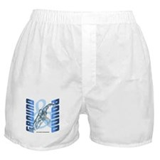 Ground & Pound Boxer Shorts