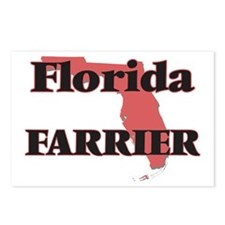 Florida Farrier Postcards (Package of 8)