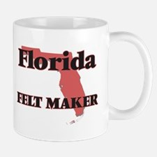 Florida Felt Maker Mugs