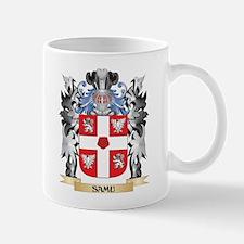 Samu Coat of Arms - Family Crest Mugs