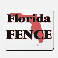 Florida Fence Mousepad