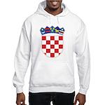 Croatia COA Hooded Sweatshirt