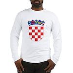 Croatia COA Long Sleeve T-Shirt
