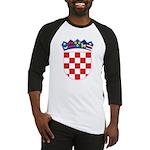 Croatia COA Baseball Jersey