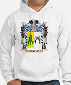 Sancho Coat of Arms - Family Cre Hoodie