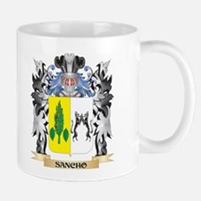 Sancho Coat of Arms - Family Crest Mugs