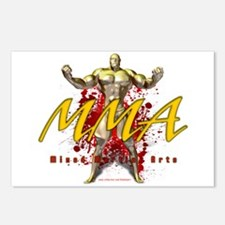 MMA Postcards (Package of 8)