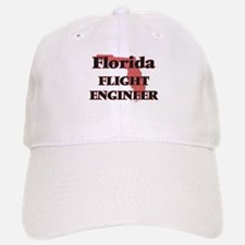Florida Flight Engineer Baseball Baseball Cap