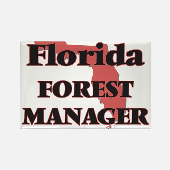Florida Forest Manager Magnets