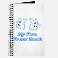 My Two Front Teeth Journal