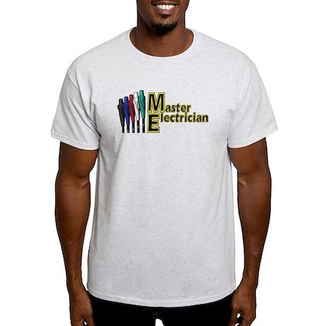 Master Electrician Light T-Shirt