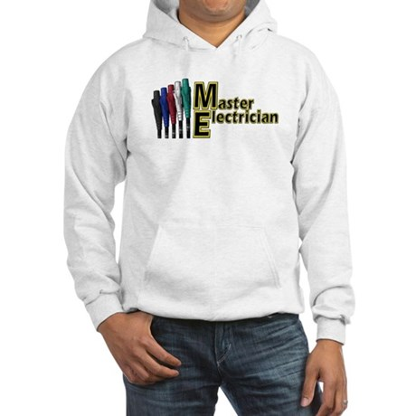 Master Electrician Hooded Sweatshirt