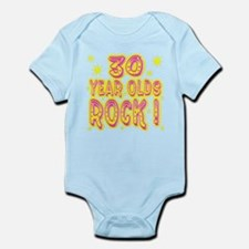 30 Year Olds Rock ! Infant Bodysuit