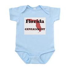 Florida Genealogist Body Suit