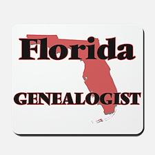 Florida Genealogist Mousepad