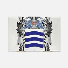 Santos Coat of Arms - Family Crest Magnets