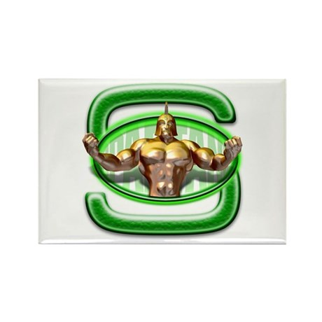 Go Spartans! Rectangle Magnet (10 pack)
