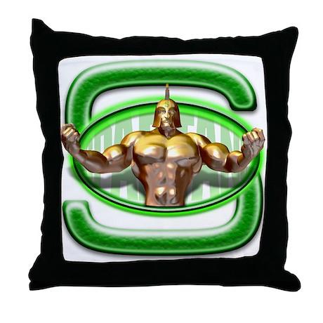 Go Spartans! Throw Pillow