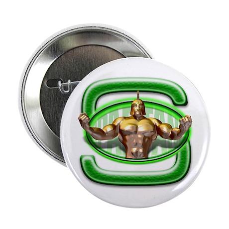 "Go Spartans! 2.25"" Button (10 pack)"