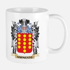 Sarmiento Coat of Arms - Family Crest Mugs