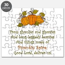 Pumpkin Spice Puzzle