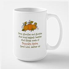 Pumpkin Spice Mugs